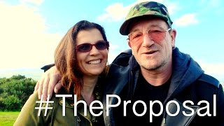 Elaborate Irish marriage proposal feat. Bono and Keywest!! - See what happens! #TheProposal
