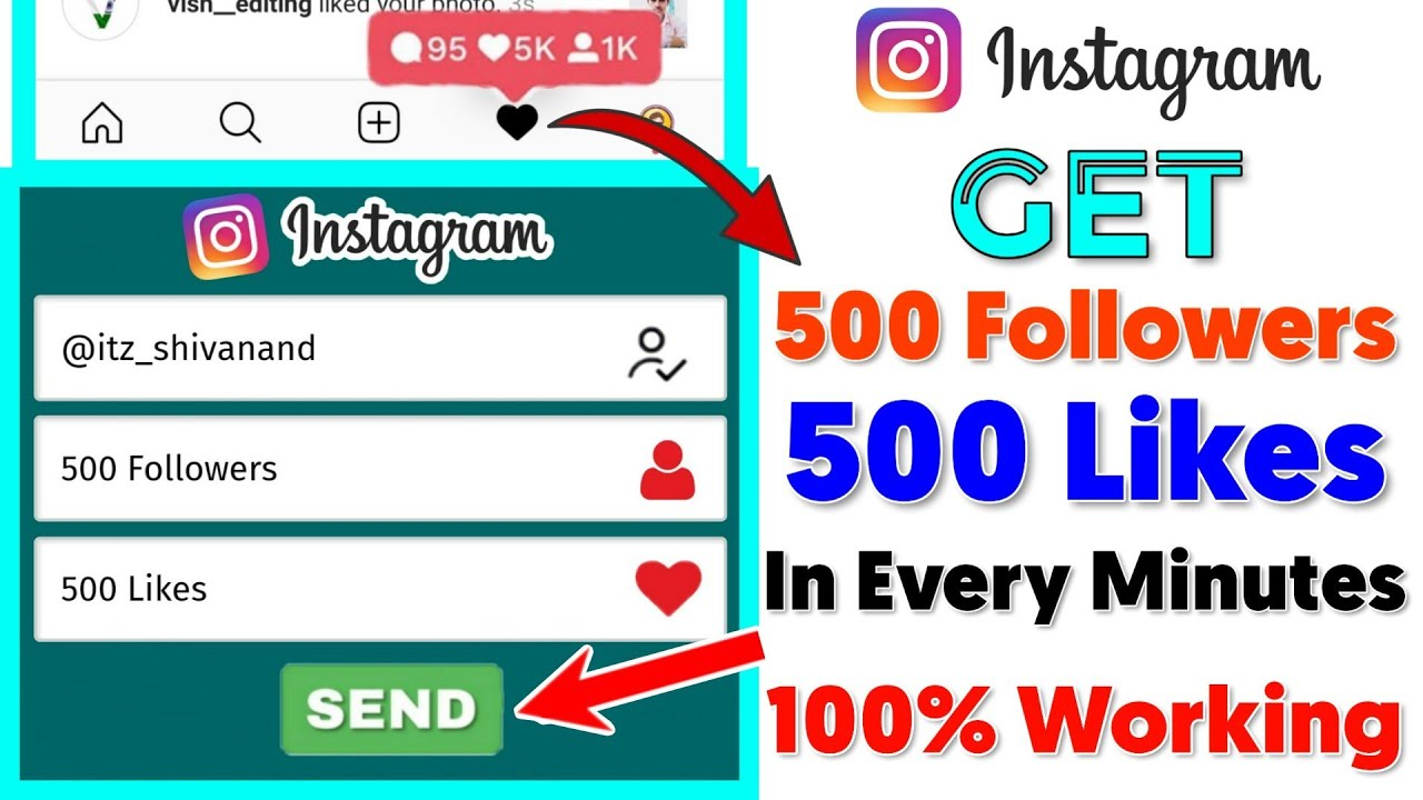how to increase free instagram followers and likes 2020 instagram likes and follower kaise badhaye youtube How To Increase Free Instagram Followers And Likes 2020 Instagram Followers Instagram Likes Free Youtube