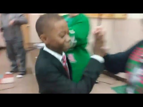 Dr. Martin Luther King Speech by Travis Academy Student