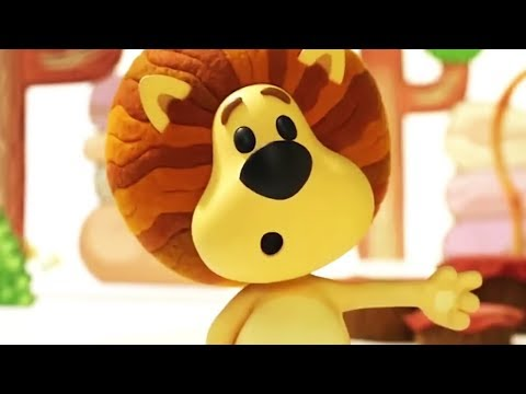 Raa Raa The Noisy Lion   Rumble in the Jungle  Full Episodes   Kids Cartoon   Videos For Kids