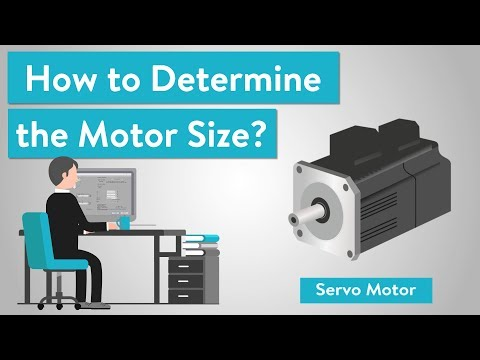 How To Determine The Motor Size For Your Project?