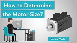 Как определить размер двигателя для вашего проекта?