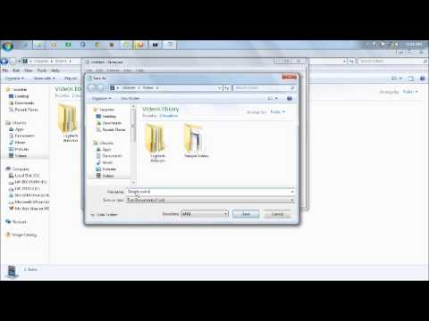 How To Create Simple Batch File Script For System Maintenance (Defrag,Cleanup etc)