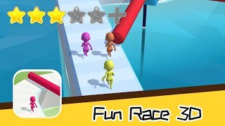 Fun Race 3D - Good Job Games Walkthrough A Terrible Play Level Recommend index three stars