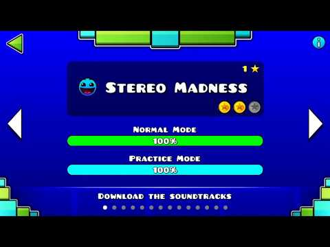 Geometry Dash | Stereo Madness