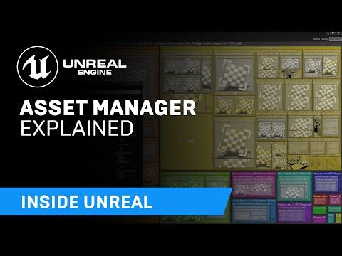Asset Manager Explained | Inside Unreal