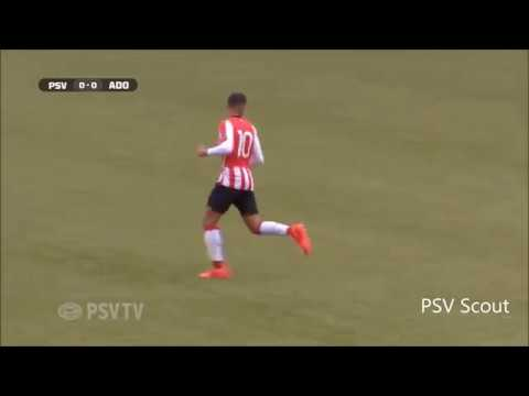 Mohamed Ihattaren | The perfect 10 | Skills, Goals & Assists | PSV Eindhoven 17/18