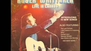 Roger Whittaker: Live In Canada 1975 (The Western Wall Jerusalem  - Skyrim The Elder Scrolls OST)