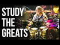 watch he video of Danny Carey Rosetta Stoned Snare Roll | STUDY THE GREATS