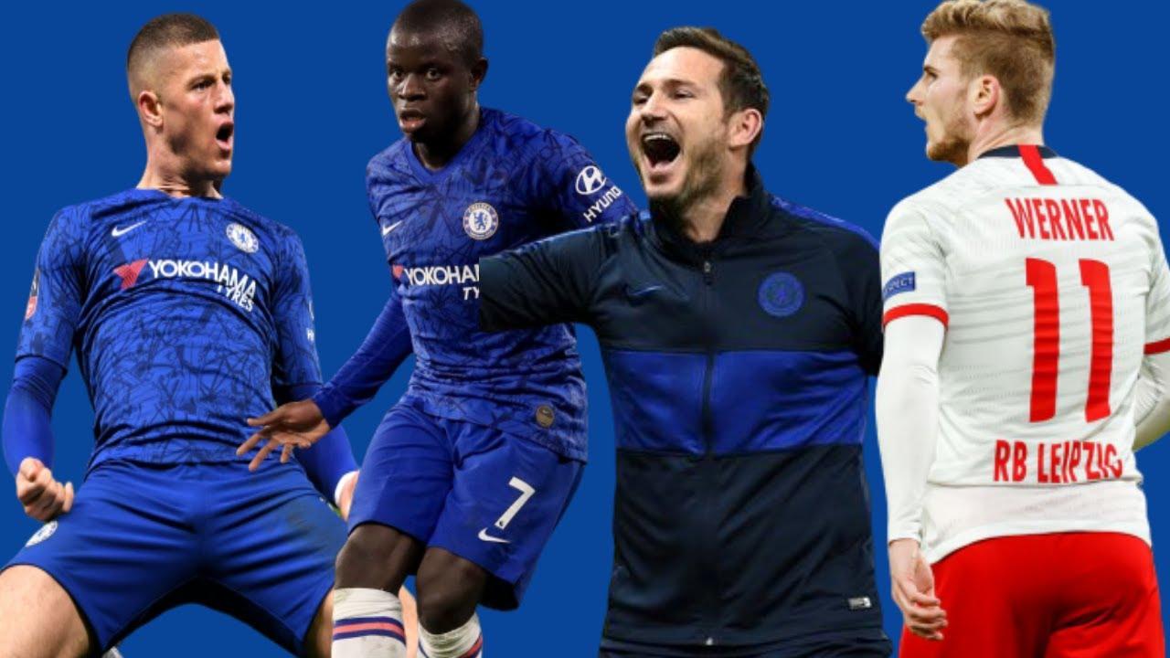 Chelsea Fc Latest News - Chelsea Fc Chelsea News Chelsea ...