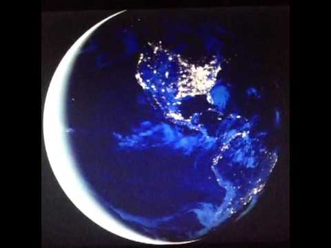Earth Black Marble - Actual Satellite Footage of Earth from Space / NASA