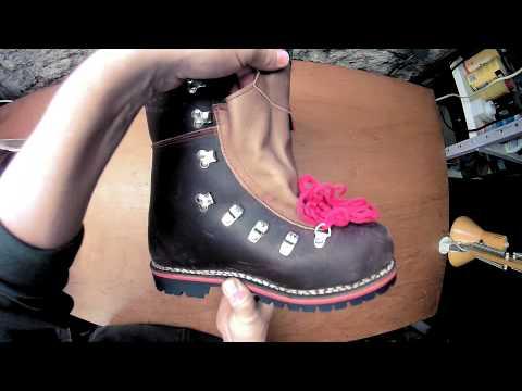 Pfanner Tirol Juchten - Unboxing Chainsaw Boots