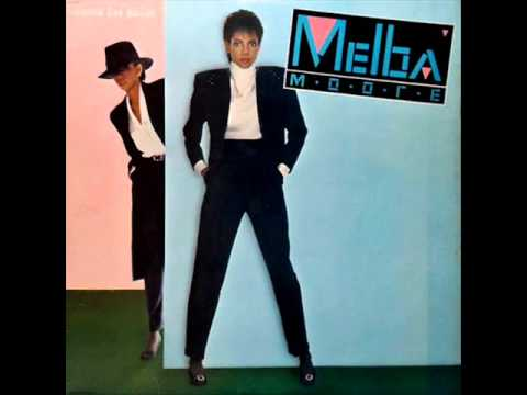 MELBA MOORE : LIVIN' FOR YOUR LOVE