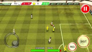 Striker Soccer 2 Android Gameplay