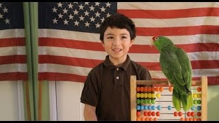 Classical Conversations Timeline Song by Caleb Age 6