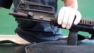 فك بندقية م4، م 16 - الجزء 1