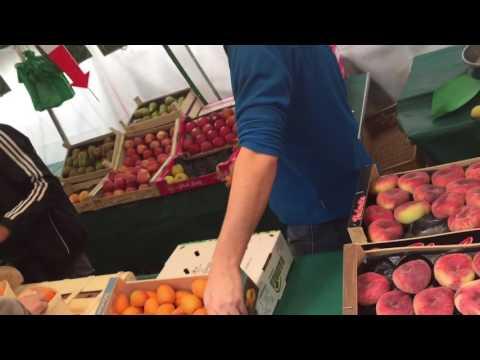 Montparnasse Paris food markets