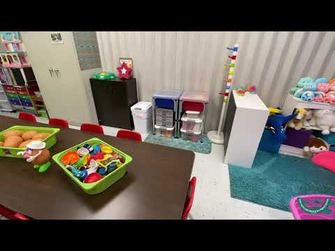 The Neighborhood Preschool 3 Year Old Classroom Virtual Tour Video