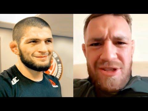 Конор МакГрегор сделал заявление, ОБРАЩЕНИЕ к Хабибу от Порье, Эл Яквинта о UFC 242