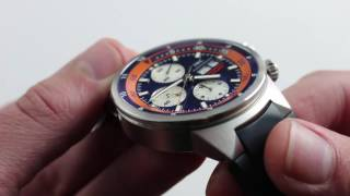 IWC Aquatimer Chrono Cousteau Divers LE IW378101 Luxury Watch Review