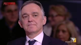 Enrico Rossi ad Andrea Romano sul caso Lotti il Governo si esprima