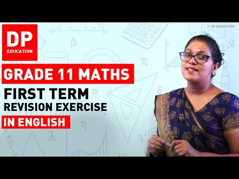 first-term-revision-exercise-|-maths-session-term-1-#dpeducation-#grade11maths-#term1revision