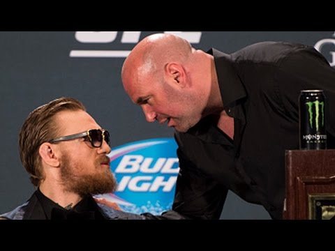 Dana White Doesn't Think Conor McGregor Can Beat Rafael dos Anjos