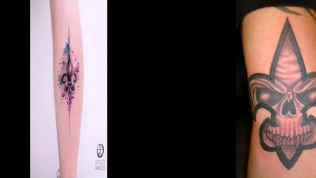 Значение тату королевская лилия - фото примеры готовых рисунков татуировки