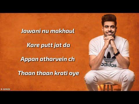 Jawani (Lyrics) - Guri | Deep Jandu | Gangland In Motherland