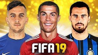 È ROTTURA TRA RONALDO E REAL!!! TOP 10 TRASFERIMENTI ASSURDI IN FIFA 19! [Suso, Manolas, Nainggolan]