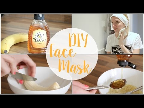 DIY Honey Face Mask! ♥ (Perfect for Sensitive Acne-Prone Skin) from YouTube · Duration:  3 minutes 38 seconds