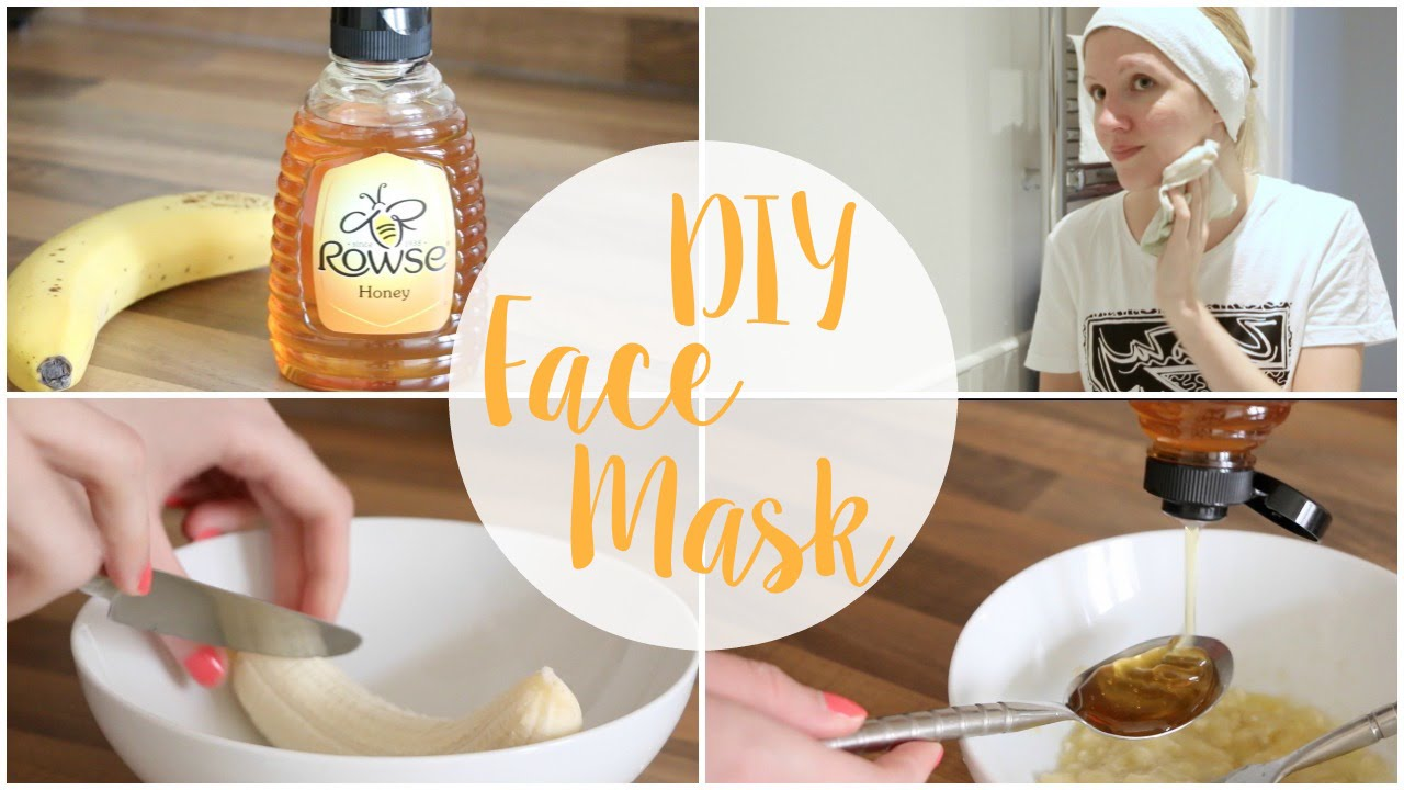 easy face mask recipes - 1280×720