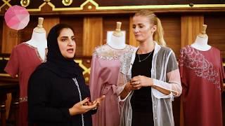 Ann Hertha, Fashion Exclusive UAE and Amal Al Rais...