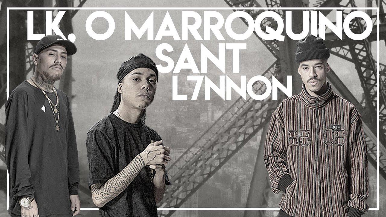 Resultado de imagem para Sant   LK o Marroquino   L7NNON - Alicerces [Cypherbox 19]