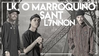 Sant | LK o Marroquino | L7NNON - Alicerces [Cypherbox 19]