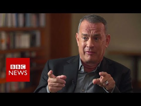 Tom Hanks on Harvey Weinstein  BBC