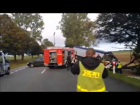 5 osób zginęło w wypadku pod Slupskiem