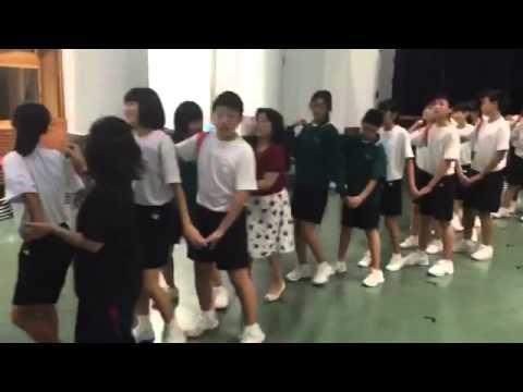 修学旅行、レクリエーションでのフォークダンス