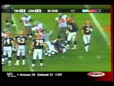 ESPN NFL Primetime and Sports Center Highlights December 2, 2001