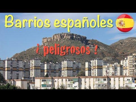¿Cuál es el barrio más peligroso de España? VIDEO MONETIZACION DENEGADA
