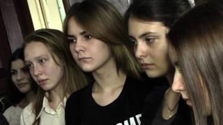 Учащиеся правового класса в МО МВД «Шушенский»