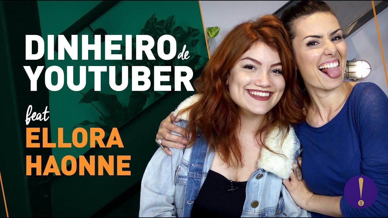 NATHALIA ARCURI - INVESTE, MAS NÃO SABE AONDE! Dinheiro de YouTuber |  Feat: Ellora Haonne
