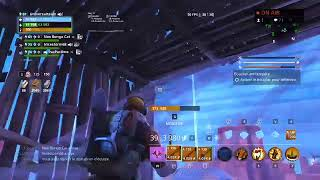 Live fortnite on saving the world farm pure rain and xp #lefoubruiteur #Arabe skill 100 abo