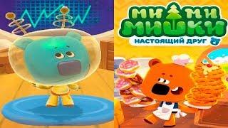 Ми-ми-мишки Настоящий ДРУГ #3 Космонавт КЕША Детское видео Игровой мультик Let's play