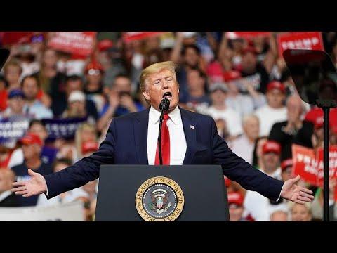من فلوريدا.. دونالد ترامب يطلق حملة إعادة انتخابه في 2020  - نشر قبل 3 ساعة