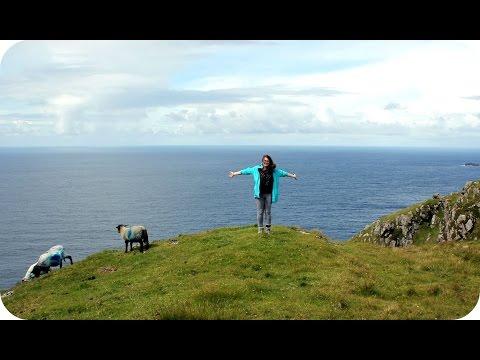 EDGE OF THE WORLD | Ireland (Travel Vlog 381 & Geocache 10)