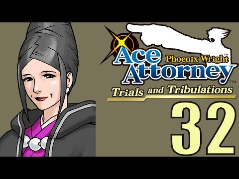 Phoenix Wright Ace Attorney: TaT -32- A CURSED DAY
