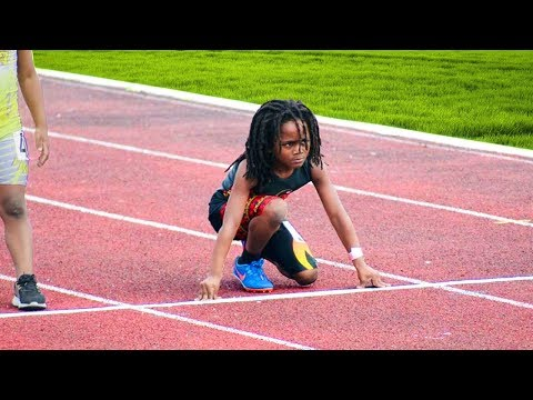 This Kid Runs So Fast, People Are Calling Him the Fastest Child in the World