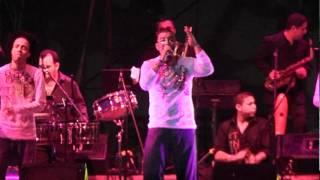 La manzana en la cabeza TNT La Banda Orquesta & popurri Isaac Delgado TNT La Banda
