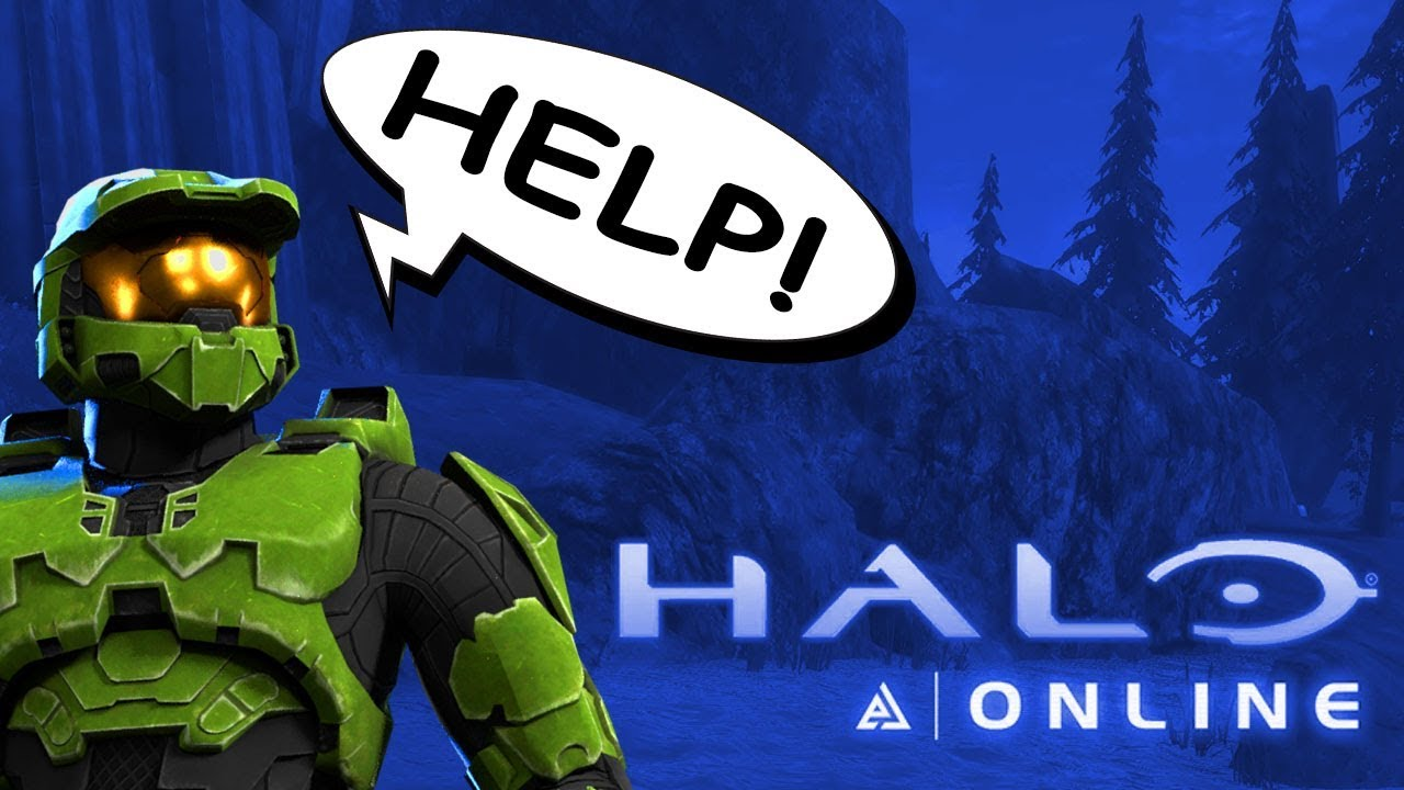 HOW TO INSTALL HALO ONLINE (PC): Game & MLG Variants